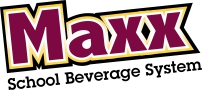 Image of Maxx School Beverage System Logo