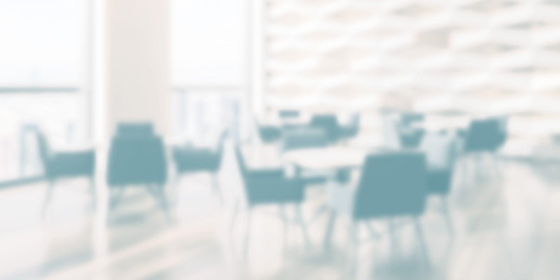 Cafeteria Blurred