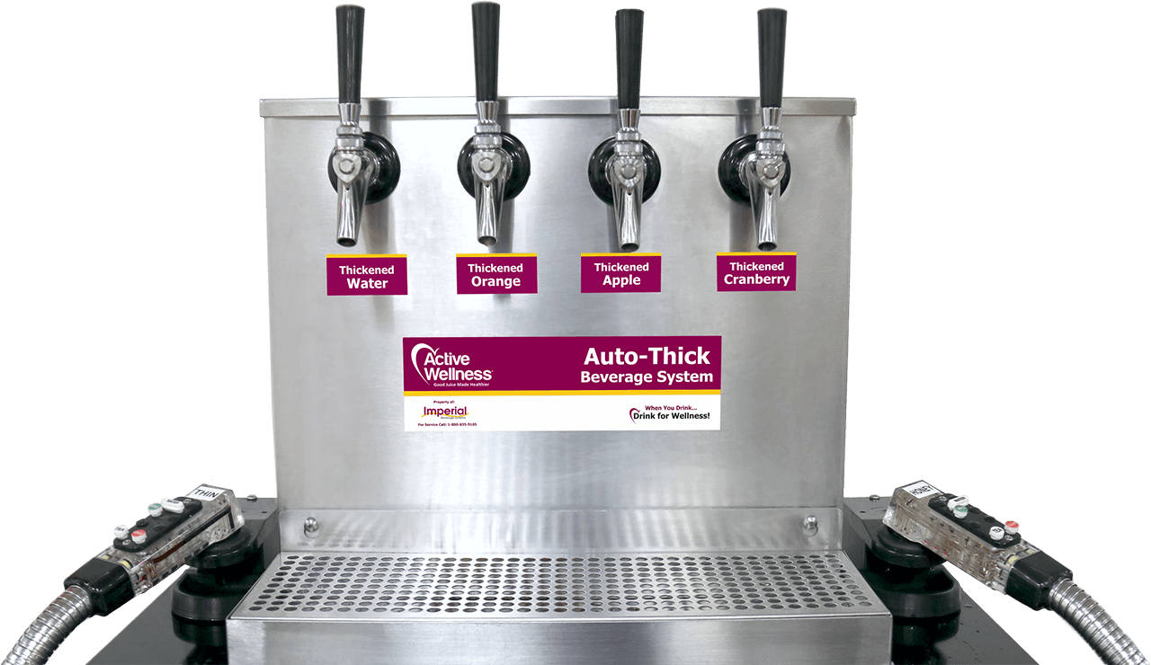 Auto-Thick Beverage System